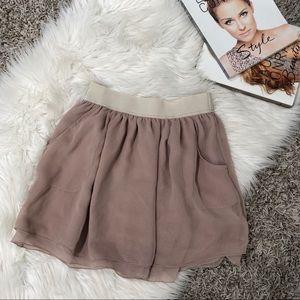 Dresses & Skirts - NWOT An'ge blush skirt